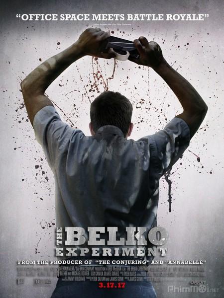 Trò Chết Chóc The Belko Experiment
