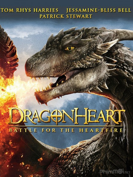 Tim Rồng: Trận Chiến Dành Heartfire Dragonheart: Battle For The Heartfire.Diễn Viên: Evan Rachel Wood,Brian Cox,James Garner,Chris Evans,Danny Glover,Amanda Peet,David Cross