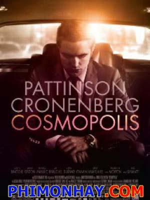 Thăm Thẳm Vực Sâu Cosmopolis.Diễn Viên: Robert Pattinson,Juliette Binoche And Sarah Gadon