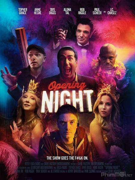 Đêm Mở Màn Opening Night.Diễn Viên: Danny Trejo,Danny Glover,Andrew Divoff