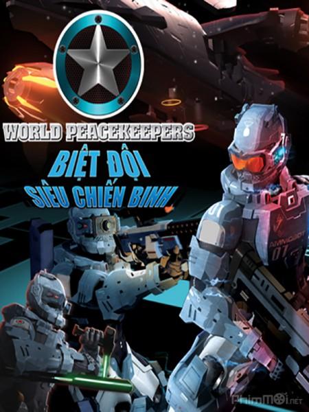 Biệt Đội Siêu Chiến Binh World Peacekeepers.Diễn Viên: Arnold Schwarzenegger,Danny Devito,Kelly Preston