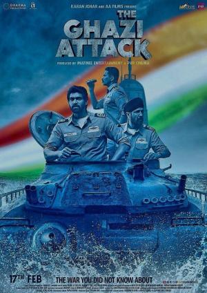 Trận Chiến Dưới Đại Dương The Ghazi Attack.Diễn Viên: Rana Daggubati,Kay Kay Menon,Atul Kulkarni