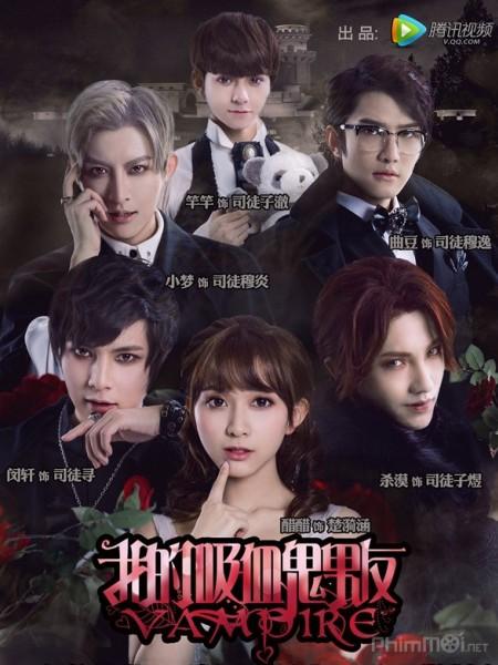 Bạn Trai Ma Cà Rồng Của Tôi Phần 1 My Vampire Boyfriend Season 1.Diễn Viên: Tony Ka Fai Leung,Jin Auyeung,Aarif Rahman,Christy Chung