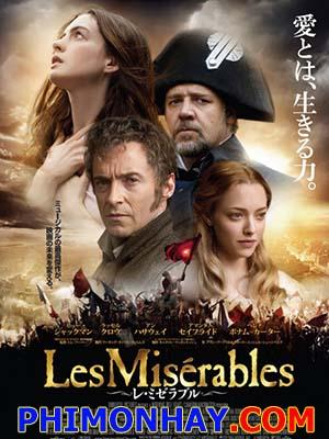 Những Người Khốn Khổ Les Misérables.Diễn Viên: Hugh Jackman,Russell Crowe And Anne Hathaway