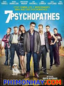 7 Kẻ Tâm Thần - Seven Psychopaths Việt Sub (2012)
