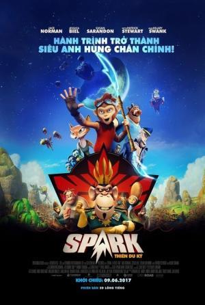Thiên Du Ký Spark: A Space Tail.Diễn Viên: Susan Sarandon,Jessica Biel,Patrick Stewart