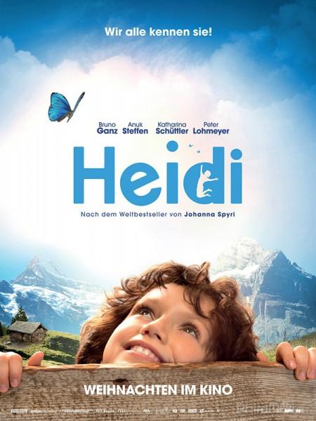 Cô Bé Heidi Heidi.Diễn Viên: Mạc Thiếu Thông