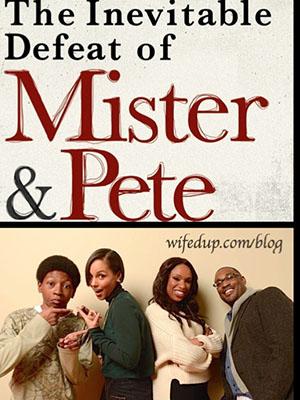 Mùa Hè Rực Lửa Của Mister Và Pete - The Inevitable Defeat Of Mister & Pete