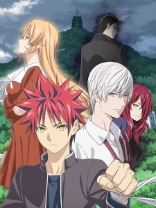 Shokugeki No Souma: San No Sara Food Wars! The Third Plate