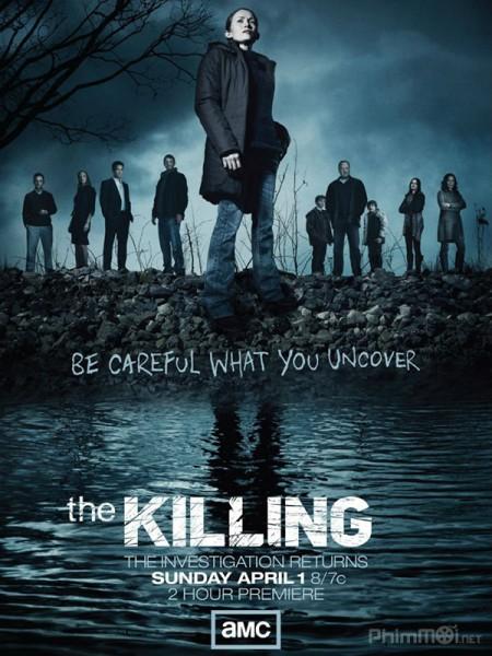 Vụ Giết Người Phần 2 The Killing Season 2