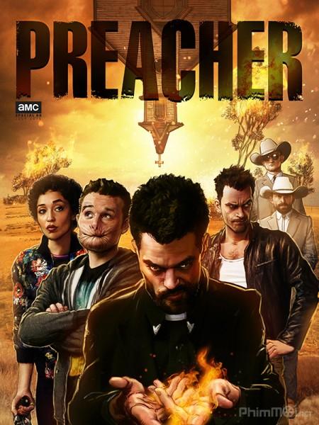 Gã Mục Sư Tội Lỗi Phần 2 Preacher Season 2.Diễn Viên: Tobin Bell,Diane Farr,Nora,Jane Noone