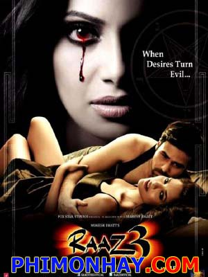 Quỷ Sống 3 Raaz 3: The Third Dimension.Diễn Viên: Bipasha Basu,Emraan Hashmi And Esha Gupta