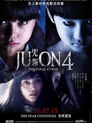 Lời Nguyền 4: Hồi Kết Ju-On: The Final Curse.Diễn Viên: Airi Taira,Ren Kiriyama,Nonoka Ono