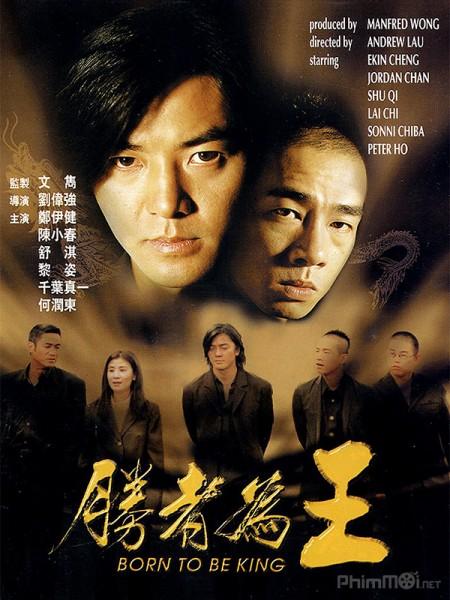 Người Trong Giang Hồ 6: Kẻ Thắng Làm Vua Young And Dangerous 6.Diễn Viên: Lâm Y Thần,Châu Du Dân,Trần Bá Lâm