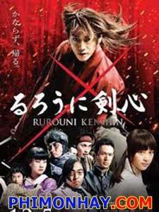 Sát Thủ Huyền Thoại Rurouni Kenshin.Diễn Viên: Emi Takei,Takeru Sato And Yû Aoi