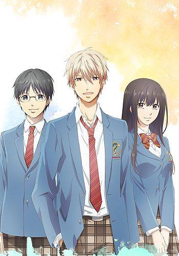 Stop This Sound! 2Nd Season Kono Oto Tomare! 2Nd Season.Diễn Viên: Love,Elections,Chocolate