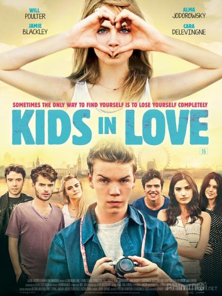 Tình Nông Nổi - Kids In Love Việt Sub (2016)