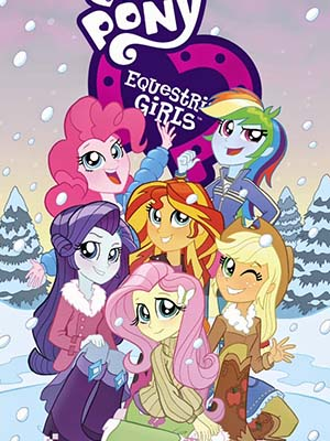 Những Cô Gái Equestria My Little Pony Equestria Girls Specials