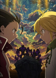 Nanatsu No Taizai 2: Imashime No Fukkatsu The Seven Deadly Sins: Revival Of The Commandments