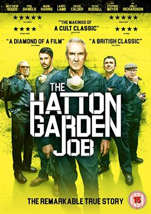 Băng Trộm Già Gân The Hatton Garden Job.Diễn Viên: Colin Farrell,Woody Harrelson And Sam Rockwell