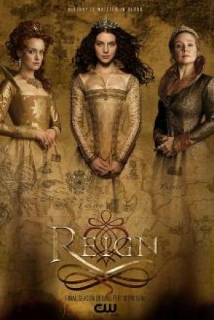 Bí Mật Vương Triều Phần 4 - Reign Season 4