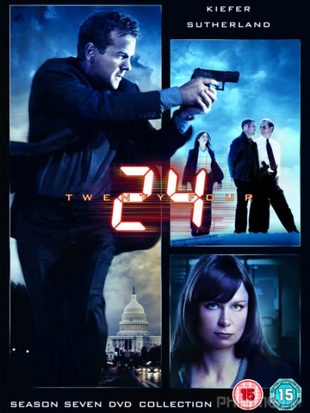 24 Giờ Chống Khủng Bố Phần 7 24 Giờ Sinh Tử: 24 Season 7.Diễn Viên: Sophia Bush,Andre Bellos,Jason Beghe,Jon Seda