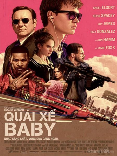 Quái Xế Baby Baby Driver