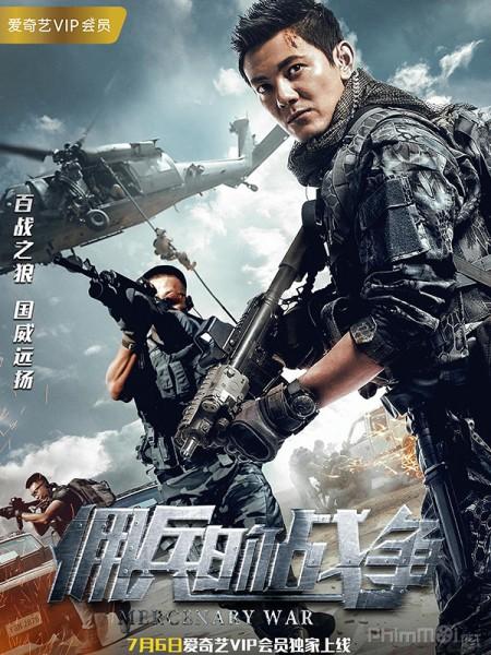 Lính Đánh Thuê - Mercenary War Thuyết Minh (2017)