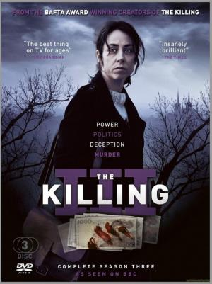 Vụ Án Giết Người Phần 3 The Killing Season 3.Diễn Viên: Mireille Enos,Joel Kinnaman,Billy Campbell,Liam James
