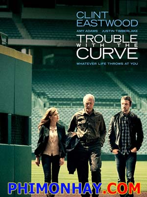 Đường Cong Rắc Rối - Trouble With The Curve