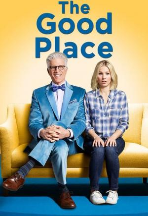 Chốn Yên Bình The Good Place.Diễn Viên: Kristen Bell,William Jackson Harper,Jameela Jamil