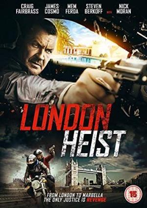 Băng Cướp Luân Đôn - London Heist: Gunned Down