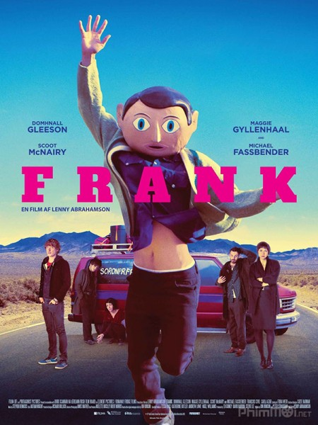 Ban Nhạc Dị Thường Frank.Diễn Viên: Cliff Curtis,Kim Dickens,Alycia Debnam,Carey,Frank Dillane