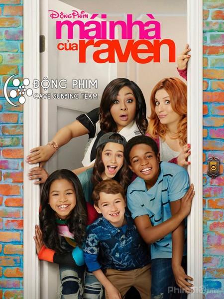 Mái Nhà Của Raven Ravens Home.Diễn Viên: Arianne Zucker,Brando Eaton,Joanne Baron
