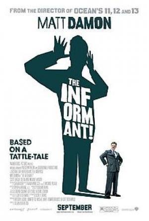 Người Chỉ Điểm The Informant!.Diễn Viên: Matt Damon,Tony Hale,Patton Oswalt
