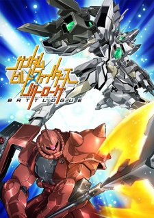 Gundam Build Fighters Battlogue.Diễn Viên: Bloodline