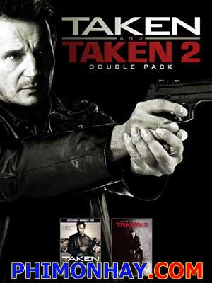 Cưỡng Đoạt 2 Taken 2.Diễn Viên: Liam Neeson,Famke Janssen And Maggie Grace