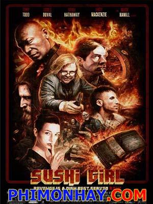 Cô Gái Sushi Sushi Girl.Diễn Viên: Tony Todd,James Duval And Noah Hathaway