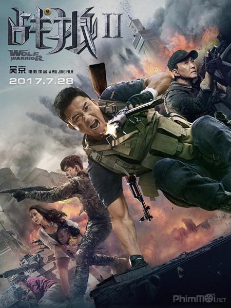 Chiến Lang 2: Chiến Binh Sói 2 Wolf Warriors Ii.Diễn Viên: Yuanzheng Feng,Leon Dai,Bo Feng