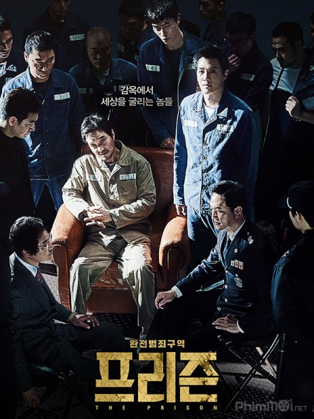 Ngục Tù The Prison.Diễn Viên: Jason Clarke,Emma Booth And David Lyons