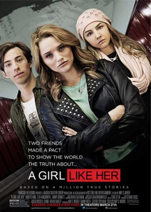 Vạch Mặt A Girl Like Her.Diễn Viên: Jimmy Bennett,Lexi Ainsworth,Hunter King