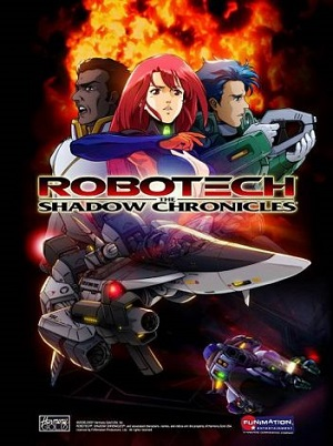 Robotech The Shadow Chronicles.Diễn Viên: Rick Jay Glen,Siobhan Lumsden,Yutian Meng