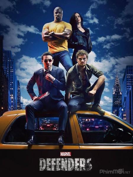 Hộ Vệ Siêu Anh Hùng Phần 1 Marvels The Defenders Season 1.Diễn Viên: Vanessa Hudgens,Alan Tudyk,Christina Kirk