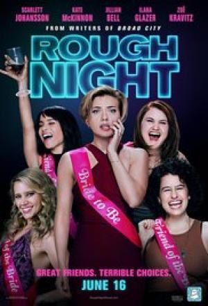 Tiệc Độc Thân Nhớ Đời Rough Night.Diễn Viên: Scarlett Johansson,Zoë Kravitz,Kate Mckinnon,Demi Moore
