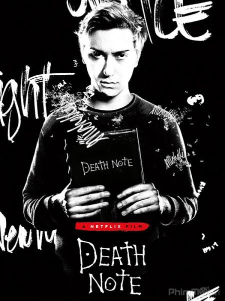 Cuốn Sổ Tử Thần Death Note Netflix.Diễn Viên: Manu Bennett,Malcolm Mcdowell,Marci Miller