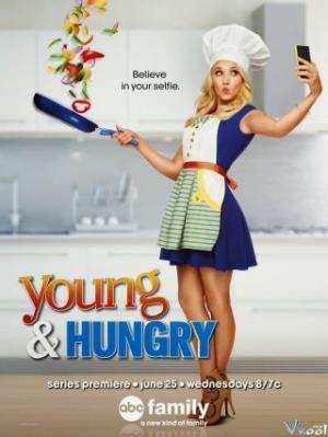 Tuổi Trẻ Và Khao Khát Phần 5 Young And Hungry Season 5.Diễn Viên: Emily Osment,Jonathan Sadowski,Rex Lee
