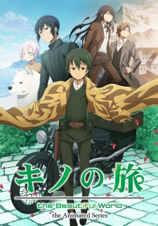 Kino No Tabi: The Beautiful World The Animated Series