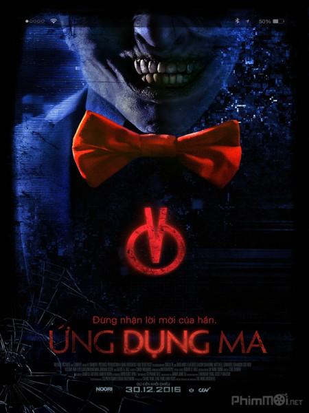 Ứng Dụng Ma Bedeviled.Diễn Viên: Daniella Alonso,Jacob Vargas,Michael Bailey Smith