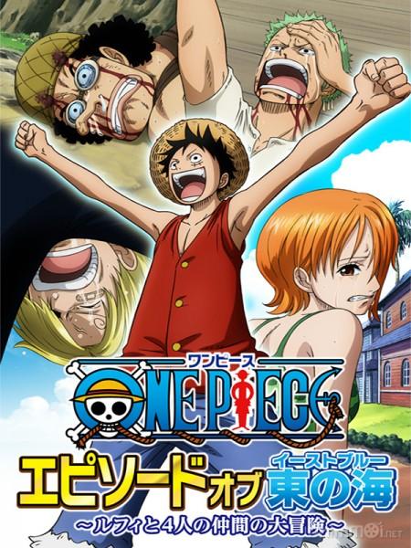 Đảo Hải Tặc: Phần Về Biển Đông - One Piece: Episode Of East Blue