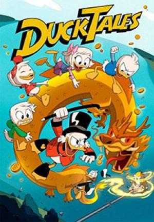 Vịt Donald Ducktales